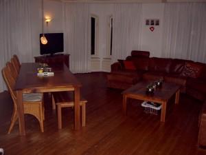 noten interieur woonkamer